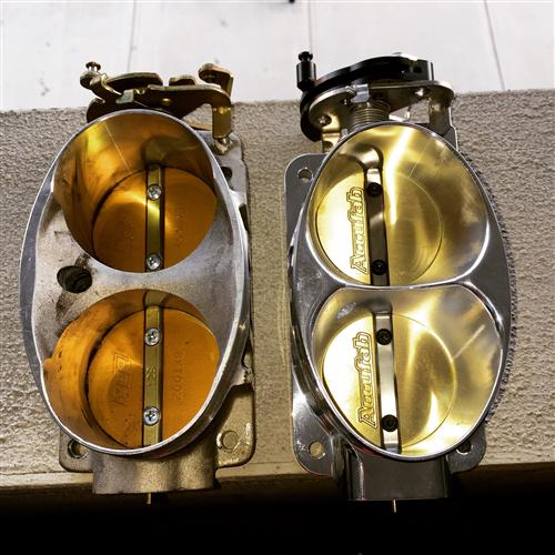 60mm Dual Blade Throttle Body