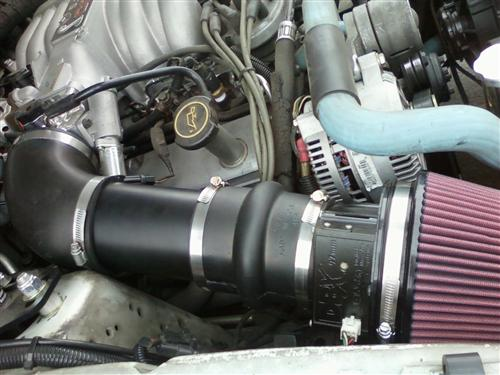 "4"" Short Power Pipe - Naturally Aspirated"
