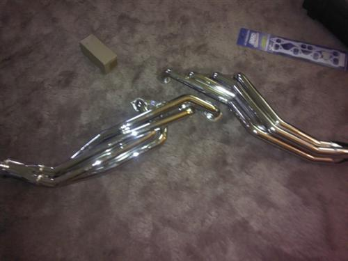 5-Speed Long Tube Headers