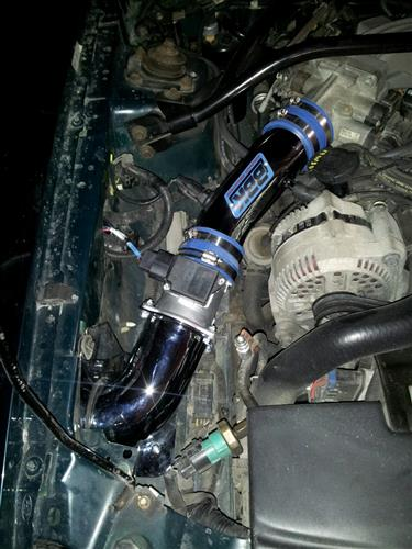 Fenderwell Cold Air Intake Kit