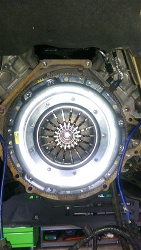 Mach 500 Stage 2 Clutch Kit