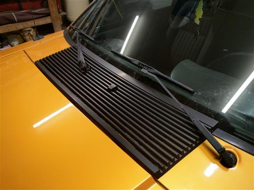 Cowl Vent Grille
