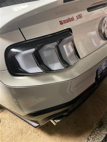 2018 Style Sequential LED Tail Light Kit