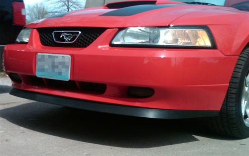 Factory Ford Mach 1 Chin Spoiler Kit