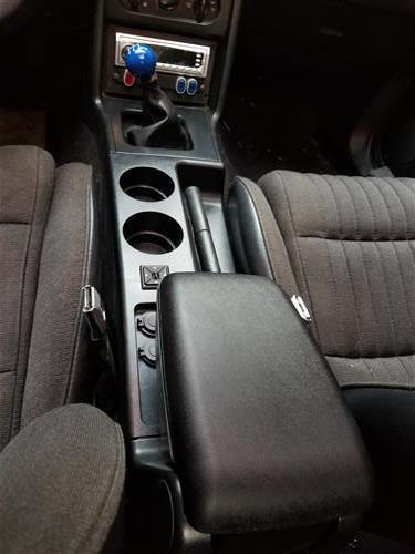 Cup Holder Console Panel