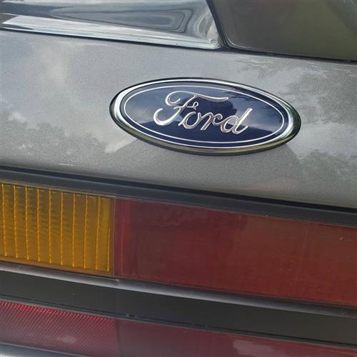 Ford Oval Trunk Emblem