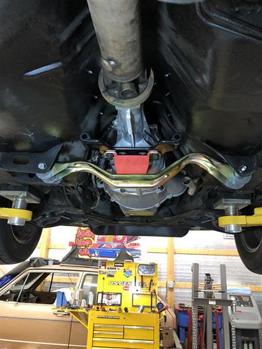 T5 Manual Transmission Swap Kit