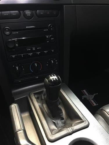Base Model Shift Knob