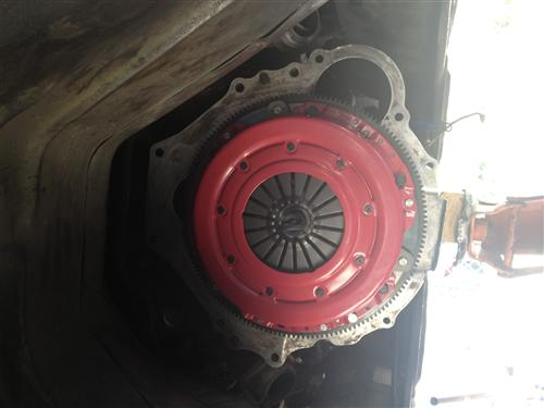 HDX Clutch Master Replacement Kit - 10.5""