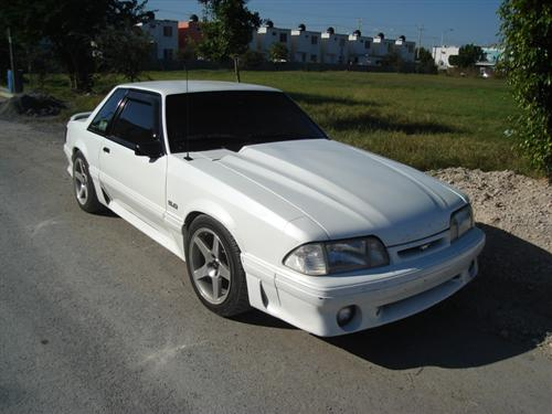 93 Cobra Style Front Bumper Cover Kit