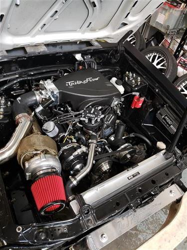 Fox Body On3 Turbo Kit (86-93) - LMR com