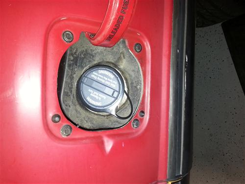 Fuel/Gas Cap