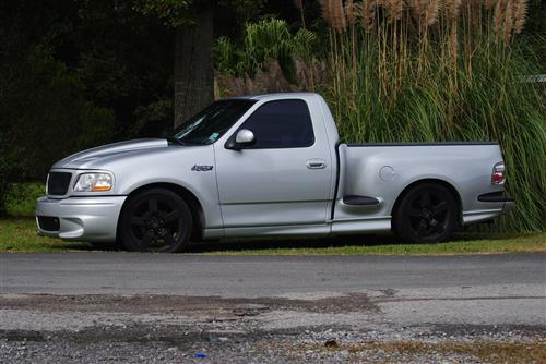 Customer Photos (3) & F-150 SVT Lightning Wheel - 20X9 Matte Black (99-04) azcodes.com