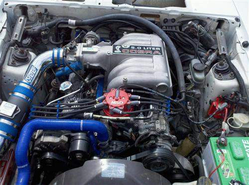 Ford Racing Mustang M 6007 X302 306ci 340HP Crate Engine