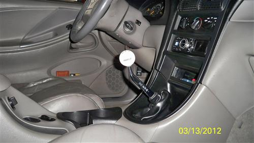 Ford Performance Mustang Hurst Shifter T5 T45 83 01 M