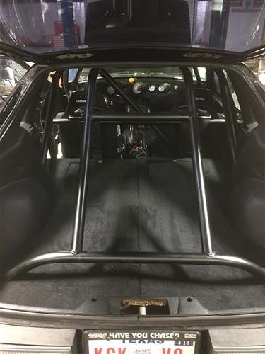 Nhra 6 Point Rollbar w/ Swing-Out Door Bars