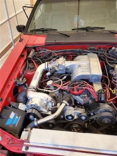 V-3 SI Non-Intercooled H.O. Complete Supercharger
