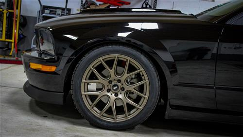 Drift Wheel & Tire Kit - 19x9.5