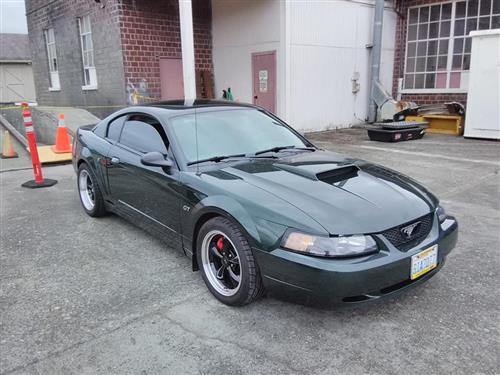 Bullitt Wheel & Tire Kit - 17x9/10.5